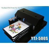 YETEK Digital DTG printer for t-shirt garments printing thumbnail image