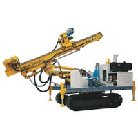 GL-6000 Type Full-hydraulic Crawler Multifunctional Engineering Drilling Machine