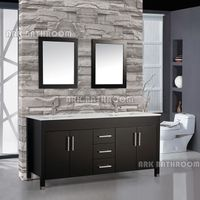 Ark Bathroom vanity cabinet bathroom furniture factory A5062