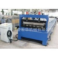 roll forming machine for floor decking