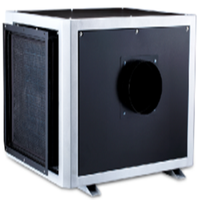 Explosion-proof dehumidification unit