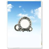 Thrust roller bearing  29317