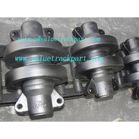 FUWA QUY50 QUY80 QUY200 Crawler Crane Track Shoe Bottom Roller Carrier Roller Sprocket Idler