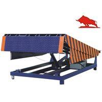 DCQ Hydraulic Dock Ramp