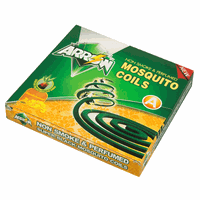 Black Type Mosquito Coil