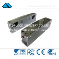 Glass Electric Lock Electric Gate Lock 24V Drop Lock Time Delay thumbnail image