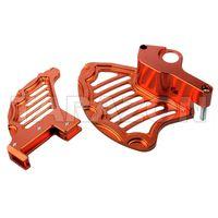 Front Rear MX Brake Disc Guard For KTM thumbnail image
