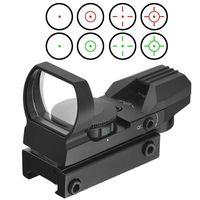 1 X 22 X 33 Long Range Tactical Compact Holographic Air Airsoft Sniper Pistol Shotgun Rifle Refile S