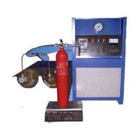 C02Fire Extinguisher Filling Machine thumbnail image