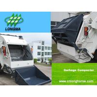 Waste Compactor,Garbage Compacting Truck