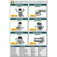 Cosmic Forklift Parts On Sale No.337-WATER INLET thumbnail image