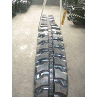 Hanix H30/Komatsu PC20-8/New Holland Ec35 Rubber track(300-55-78)