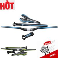 RXL SL Full Carbon Fiber MTB  Bicycle Handlebar Set