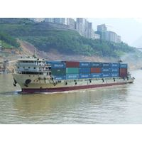 shipyard build new container ship