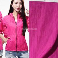 Nylon high density waterproof downproof fabric DNC-023