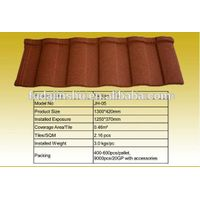 Corrugated Metal Roof Tile for Building Material