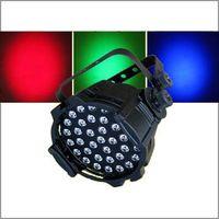 LED PAR64 Parcan RGB with super brightness 3W Edison lamp(PAR575)