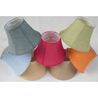 softback bell linen lamp shades
