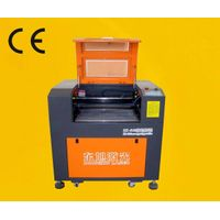DX-640 Laser cutting machine for clothing industry thumbnail image