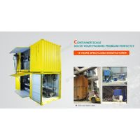 mobile container quantitative packing machine,mobile container packing machine,container scale thumbnail image