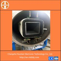 silicon carbide recrystalizing sintering furnace