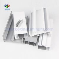 6063 T5 Extrusion Alloy Aluminum Profile for Window and Door Frame
