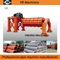 Low price cement tube making machine for drainage