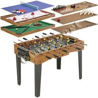12-in-1 Multi Game Table Soccer Table