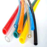 different caliber transparent pvc hose, pvc piping