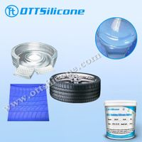 RTV silicone rubber for tire mold making,type mold for car tire molding