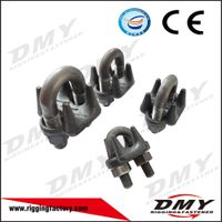 Factory direct sale wire rope clip