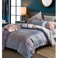 100% egyption cotton bedding sets comforter sets bed in a bag thumbnail image
