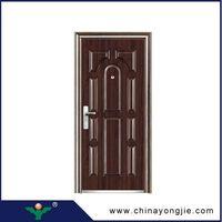 Yongkang Yujie exterior fancy steel door thumbnail image