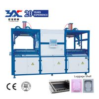 Suitcase forming & making machine in Whole line production