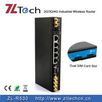 Router R530, wireless router, industrial router