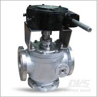 China Three Way Jacket Plug Valves