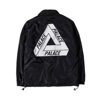 Palace 3m Logo Wind Jacket Black