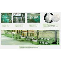 PSF(Polyester Staple Fiber) Manufacturing System