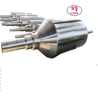 Customized centrifugal casting hearth roller used in steel mills