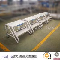 Mobile Aluminum step stool for factory or industry