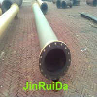 Wear Rubber Lined Pipe Pipeline