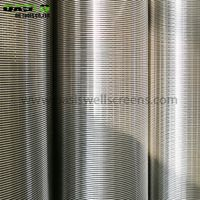 Water Well Screen Casing Pipe Use for Water/Oil Drilling