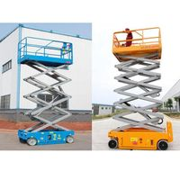 Omni Direction Self-Propelled Electric Scissor Lifts thumbnail image
