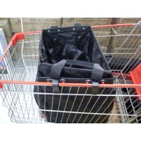 supermarker trolley shoppiing bag thumbnail image