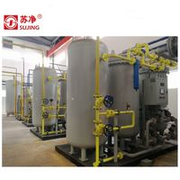 PSA Nitrogen Generator with N2 flow 600Nm3/h, Purity 99.999%
