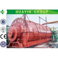 Cost effective waste plastic pyrolysis machine
