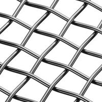 Anping Longyi Woven Knitted Type UN0400 401 K-500 Alloy Monel 400 wire mesh manufacture thumbnail image