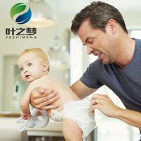Cheap price OEM high absorption baby diaper manufacturer thumbnail image