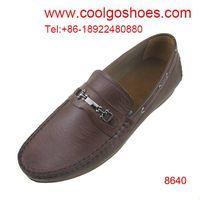 Calfskin Upper man shoes