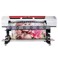 SAITU 1.6M Single Head Large Format Inkjet Printer